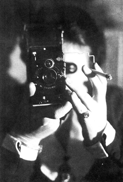 Germaine Krull, Autoportrait