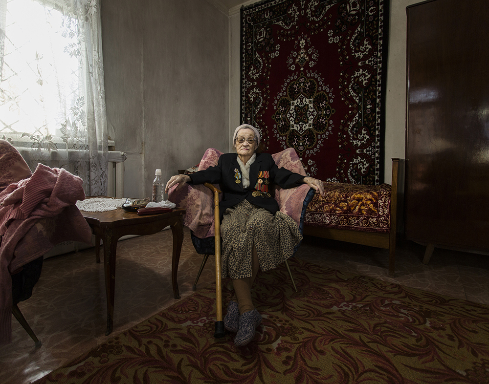 Anna Nho - Almaty Kazakhstan