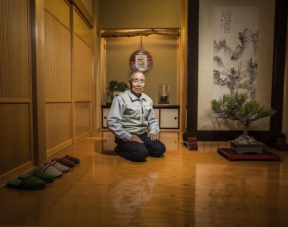 Ichiro Sudai - Takayama Japon