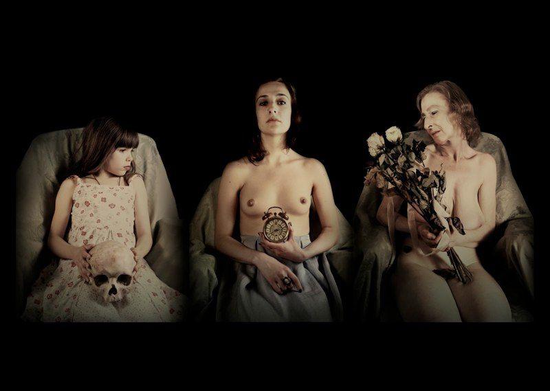 Les Trois Ages de la Femme, Lizzie Saint-Septembre