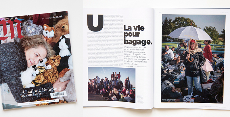 Le Monde Magazine, photos Sergey Ponomarev