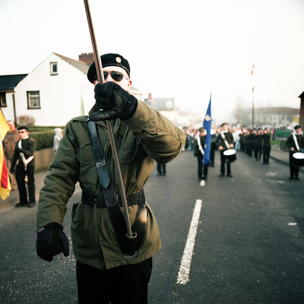 Bloody Sunday March, Derry, 2005