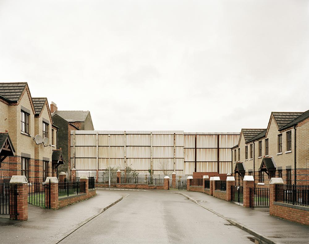 Peacewall 031, West Belfast, 2014