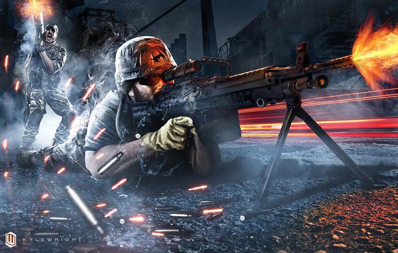 heureusement qu'on peut se divertir de temps en temps (Battlefield 3)