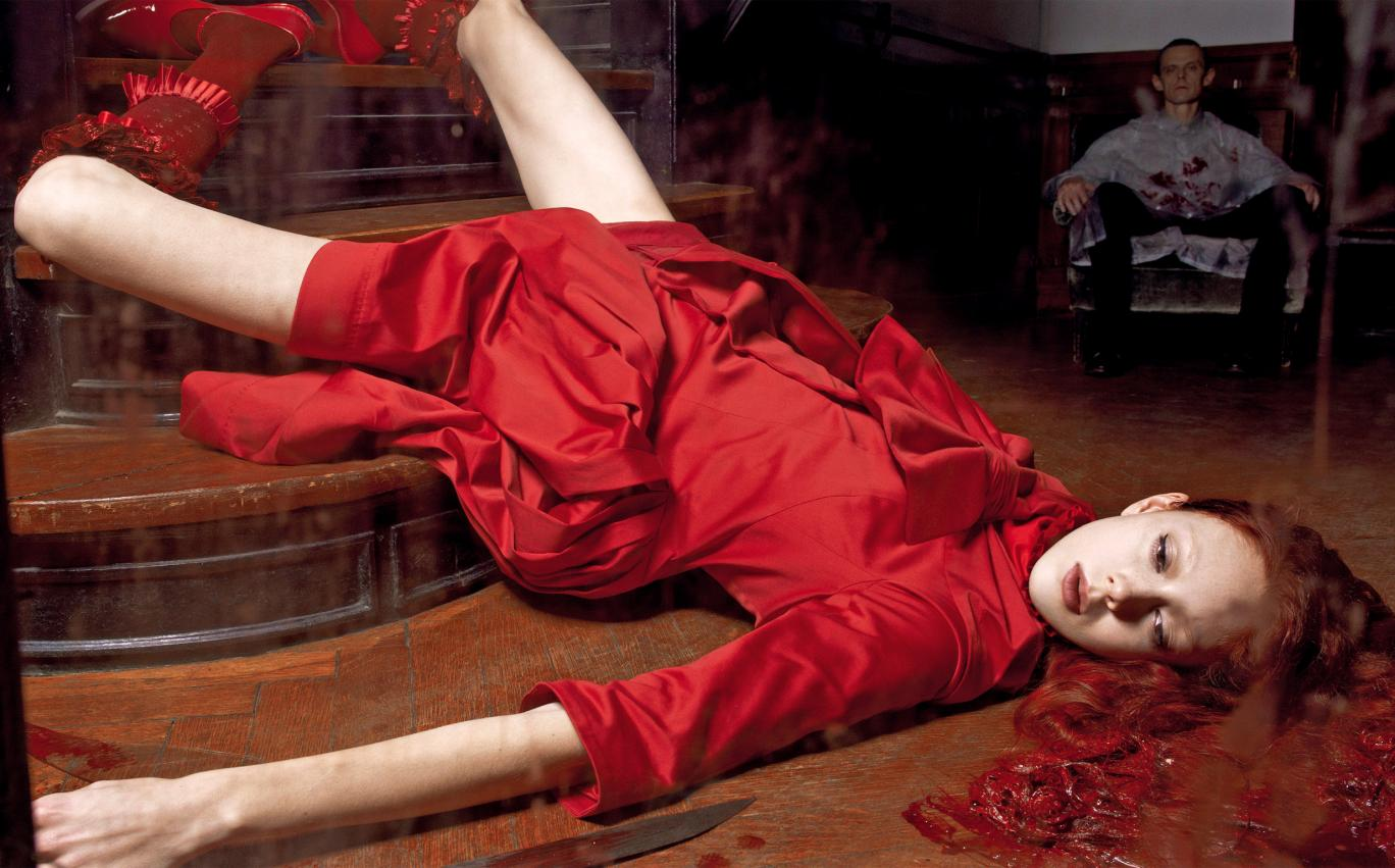 Horror_Story_Steven_Meisel_Vogue