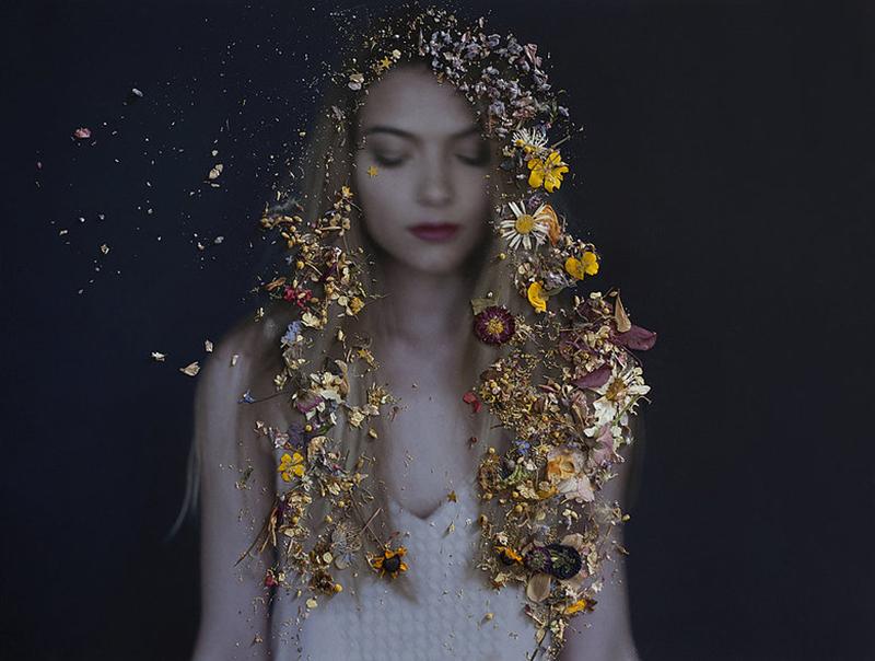 Marie Delagnes, série Bloom