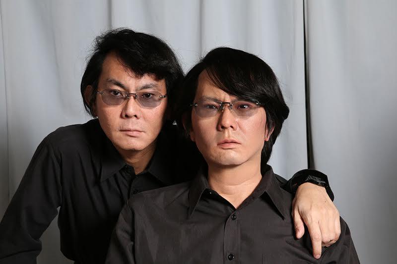 Hiroshi Ishiguro. Oui mais lequel ?