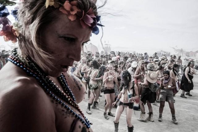 Eric Bouvet, photojournaliste, exposé à Visa pour l'Image
